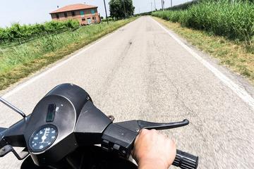 2-tägige Vespa-Tour von Bologna nach Cervia
