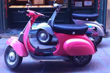 Vespa Rental in Bologna