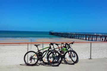 Visite en vélo d'Adélaïde à la mer