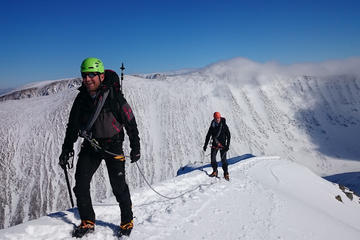 3-Day Winter Mountaineering Group Course from Fort William