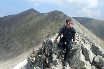 Climb the Top Ten Munro's in 5 Days
