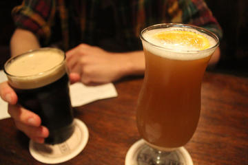 Caminhada pelos fabricantes de cerveja artesanal de Buenos Aires em...