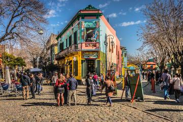 La Boca Private Walking Tour