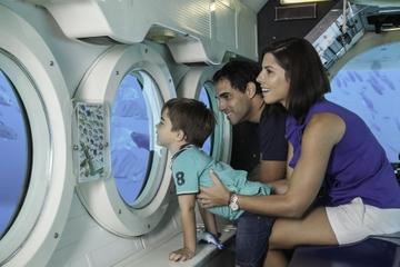 Expedition mit dem Atlantis-U-Boot