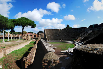 Ostia Antica Ruins Fullday from Rome