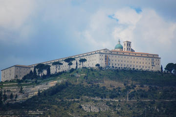 Private Day Tour: Cassino and Abbey of Montecassino from Rome