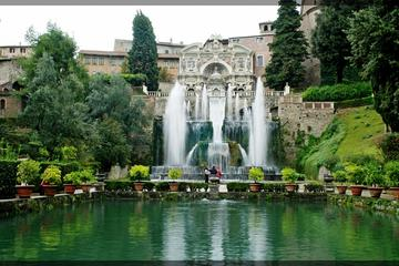 Private Half-Day Tour: Tivoli and Villa D'Este from Rome