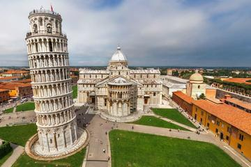Private Tour: Florence to Pisa, San...