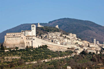 Private Tour: Florence to Umbria Region with Visits to Assisi, Perugia and Cortona