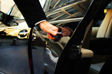 Private Transfer from Sorrento to Fiumicino FCO Airport Door-To-Door