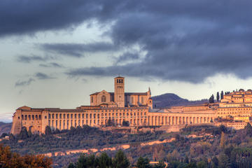 Religious Tuscany and Umbria Shore Excursion from Civitavecchia Port