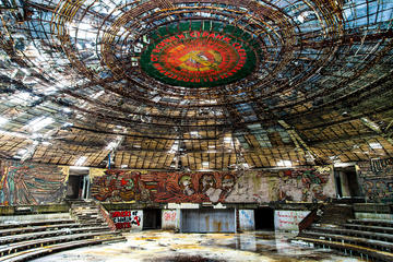 One Day Private Tour By Car From Varna or Sofia To Buzludzha Monument