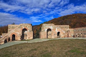Trajan Gate fortress and 2 waterfalls...