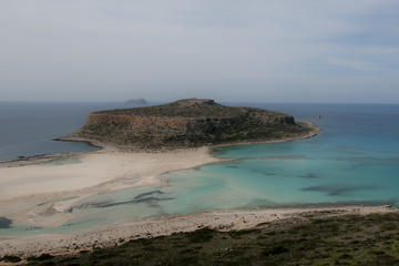 Full-day Tour of Balos and Gramvousa by Boat with Diving