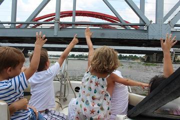 Crucero turístico del río Saigón en lancha motora de lujo