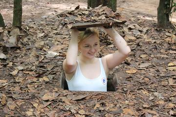 Half-Day Cu Chi Tunnels by Luxury Speedboat