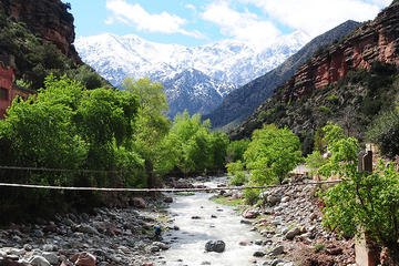 Ourika Valley Day Trip from Marrakech including Free Airport Transfer