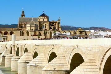 4-dagerstur rundt om i Spania:  Avreise fra Madrid til Córdoba...