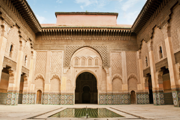 5-dages tur i Marokko: Casablanca, Marrakech, Meknes, Fez og Rabat