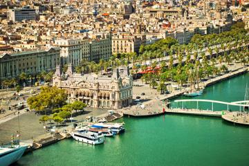 Barcelona Super Saver: Sightseeingtour inclusief kabelbaan naar ...