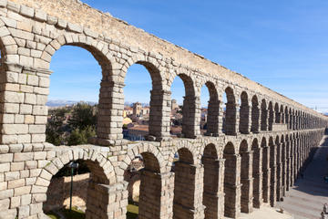 Dagsresa från Madrid till Ávila och Segovia