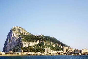 Dagstur med sightseeing i Gibraltar från Málaga