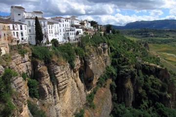 Dagtrip naar Ronda en El Tajo Gorge met wijnproeverij vanuit Málaga