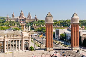 Dagtrip per trein naar Barcelona vanuit Madrid