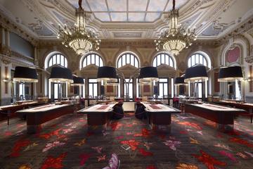 Entrée au Casino Gran Vía de Madrid et visite touristique en soirée