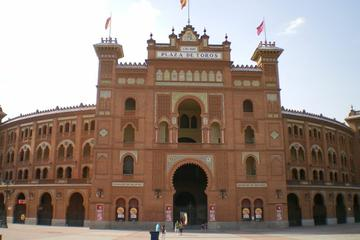 Entrada a la plaza de Las Ventas y visita con audio al Museo Taurino...