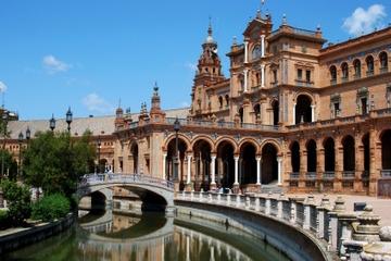 Excursão de 3 dias pela Espanha: Madrid a Costa del Sol via Sevilha e...