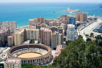 Excursão turística particular pela cidade de Málaga