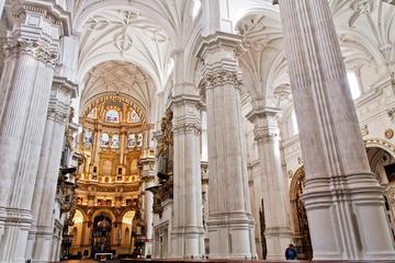 Excursión combinada de Granada: Recorrido a pie por Granada, con...
