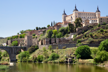 Excursión de 7 días del sur de España: Granada, Toledo, Madrid...