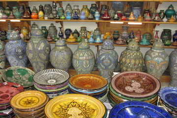 Excursion d'une journée en petit groupe au Maroc, à Tanger, au départ...