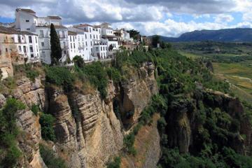 Excursion d'une journée à Ronda et la gorge El Tajo avec dégustation...