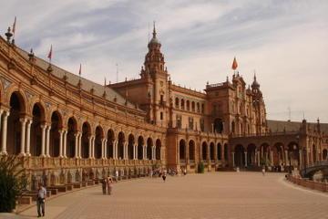 Excursion d'une journée à Séville au départ de la Costa del Sol