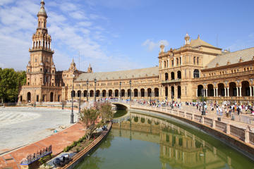 Excursion d'une journée à Séville au départ de Malaga