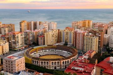 Excursion en bord de mer de Malaga : visite touristique de la ville...