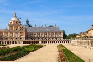 Excursion touristique au Palais Royal d'Aranjuez depuis Madrid