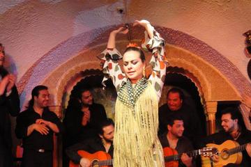 Flamenco-kveld på Tablao Cordobes