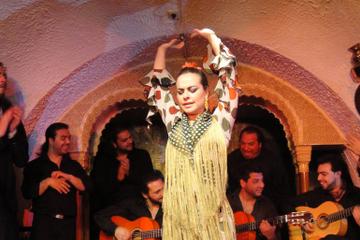 Flamencokväll på Tablao Cordobés