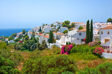 Frigiliana and Nerja Tour from Malaga