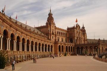 Gita di un giorno a Siviglia con partenza dalla Costa del Sol