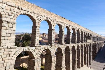 Gita di un giorno ad Avila e Segovia da Madrid