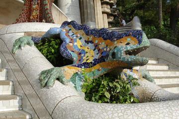 Guidad rundtur till fots med snabbinträde: Gaudís Parc Güell i ...