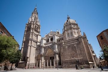 Halvdags- eller heldagstur fra Madrid til Toledo