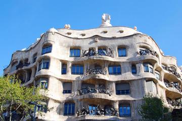 Heldags sightseeingtur i Barcelona