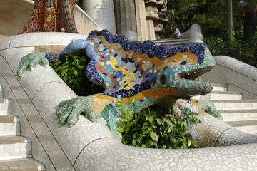 Keine Warteschlangen: Rundgang durch den Park Güell von Gaudí in...