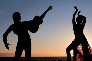 Lezione e spettacolo di flamenco presso il Café de Chinitas con